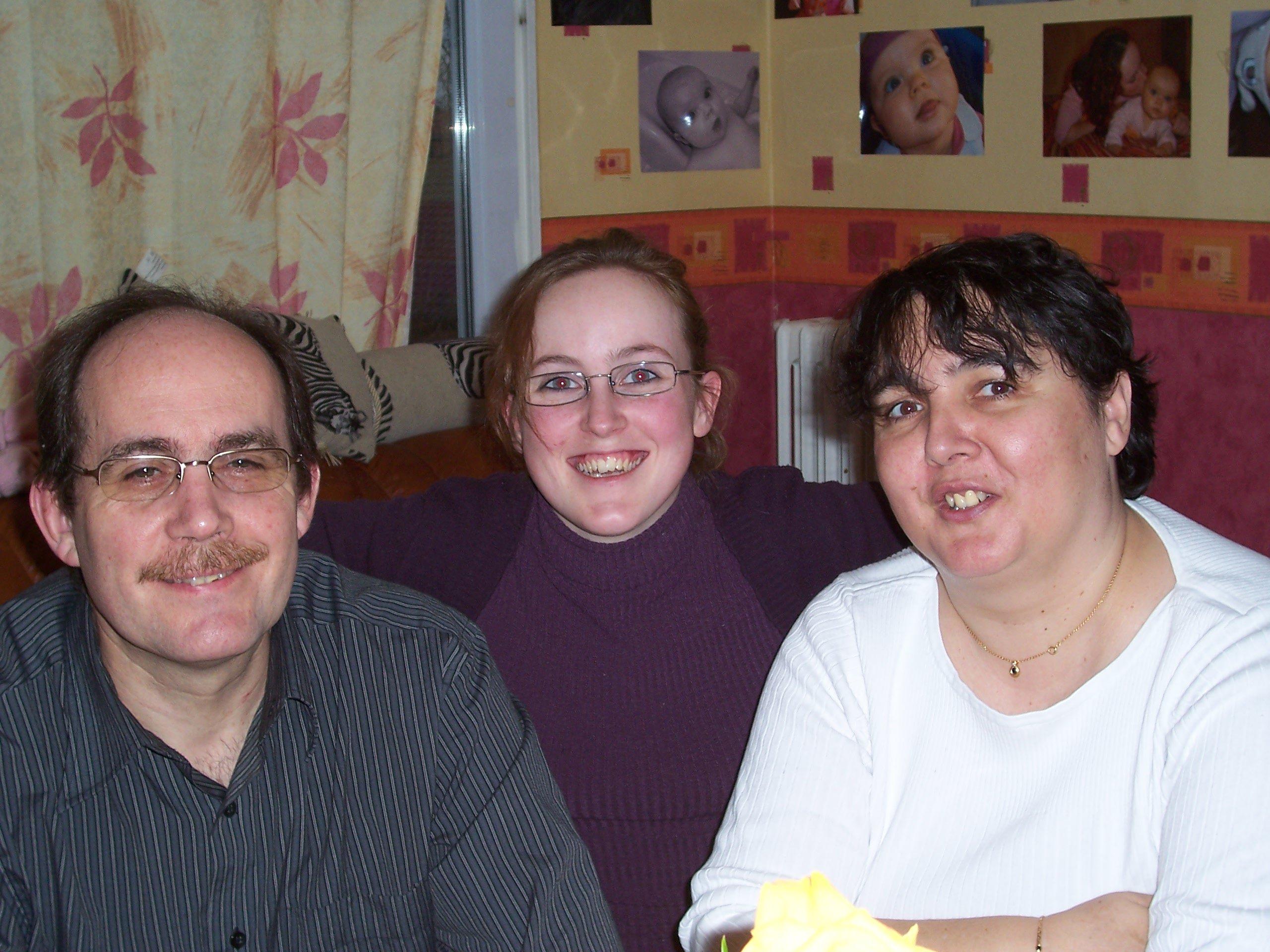 Papa et Maman (côté Adeline)