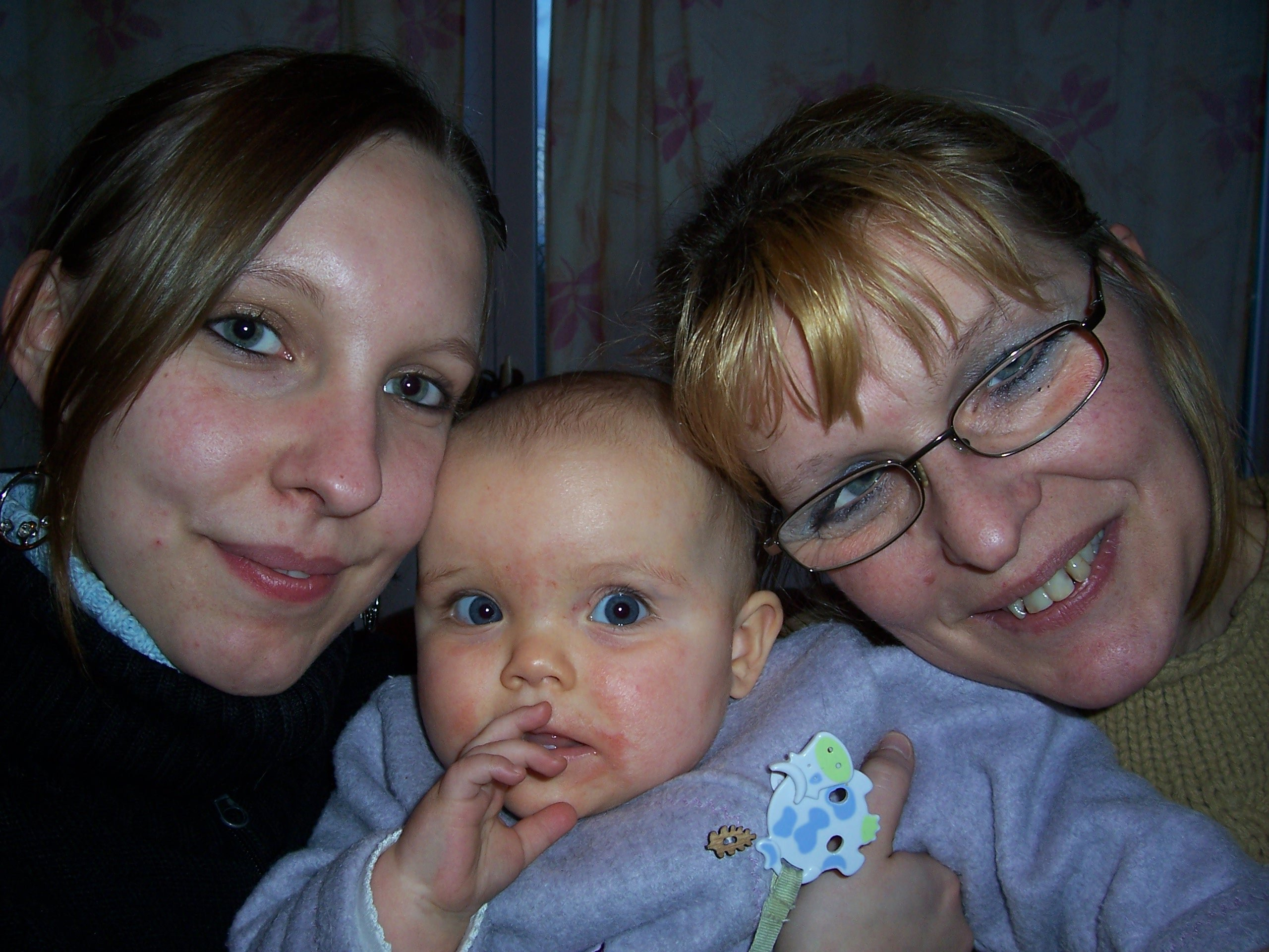 Ophélie, Jeanne et ma Mère