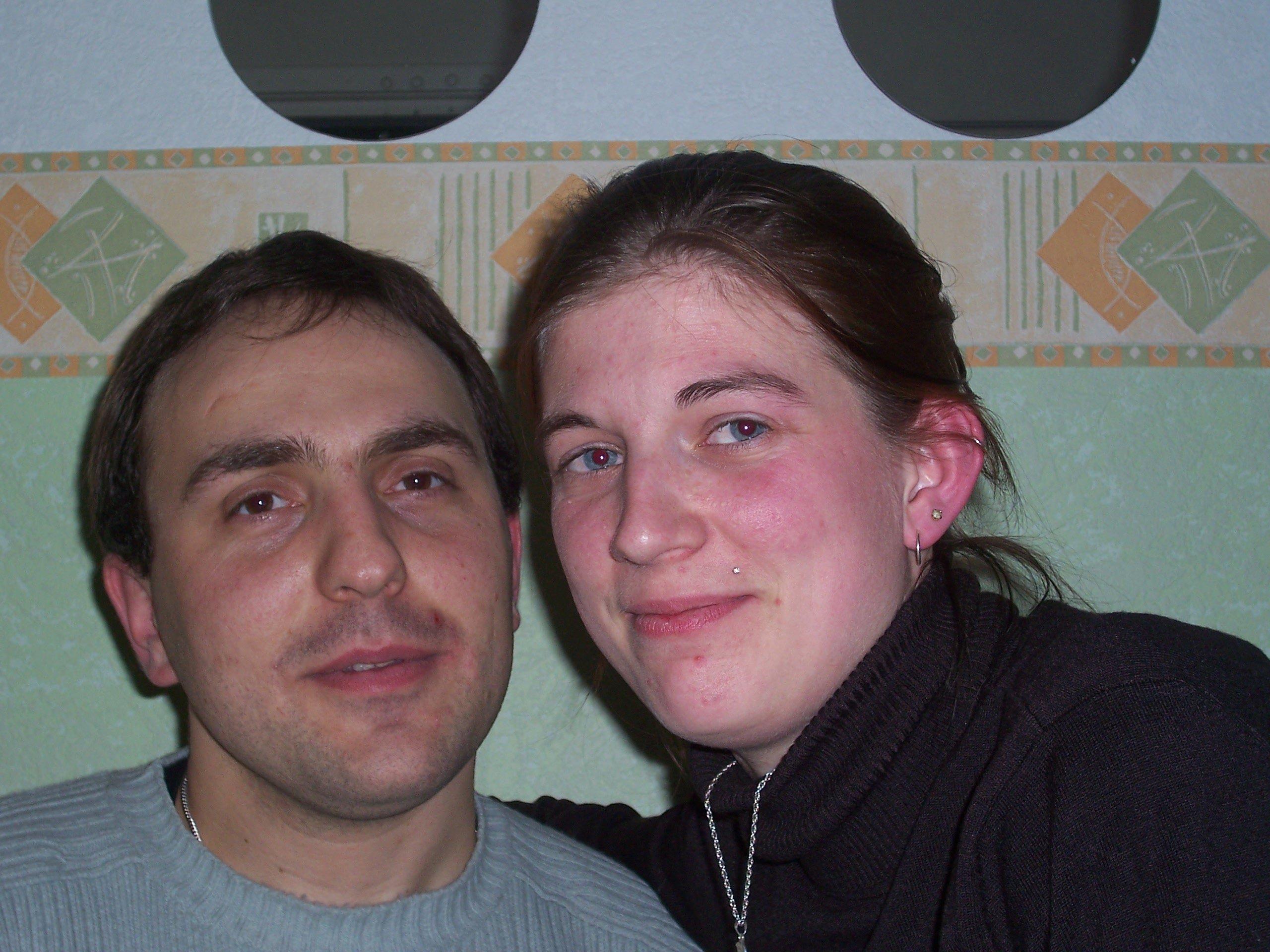 Mickaël et Tifanny