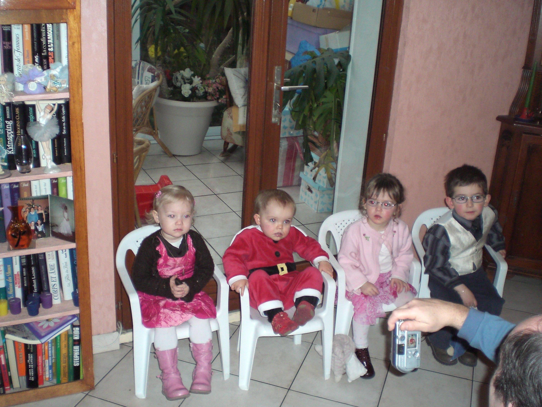 Océane, Jeanne, Emma et Quentin
