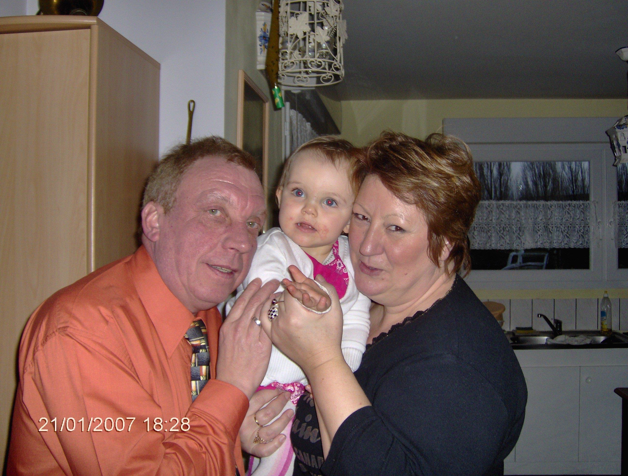 Mon pére, Jeanne et Maryse