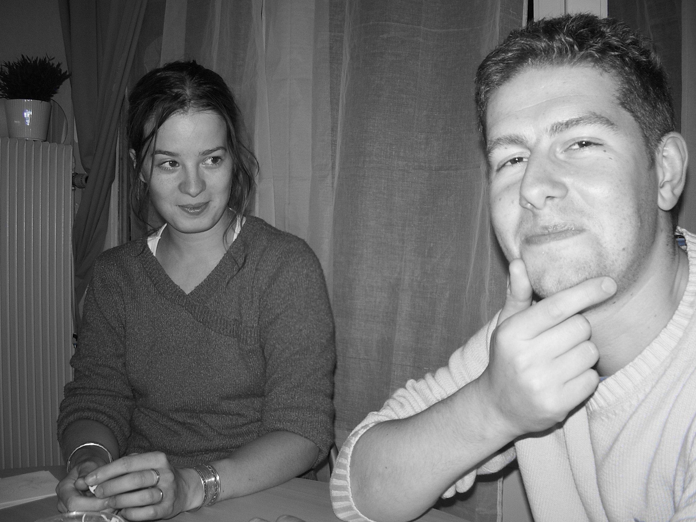 Lucy et Jean-Sébastien